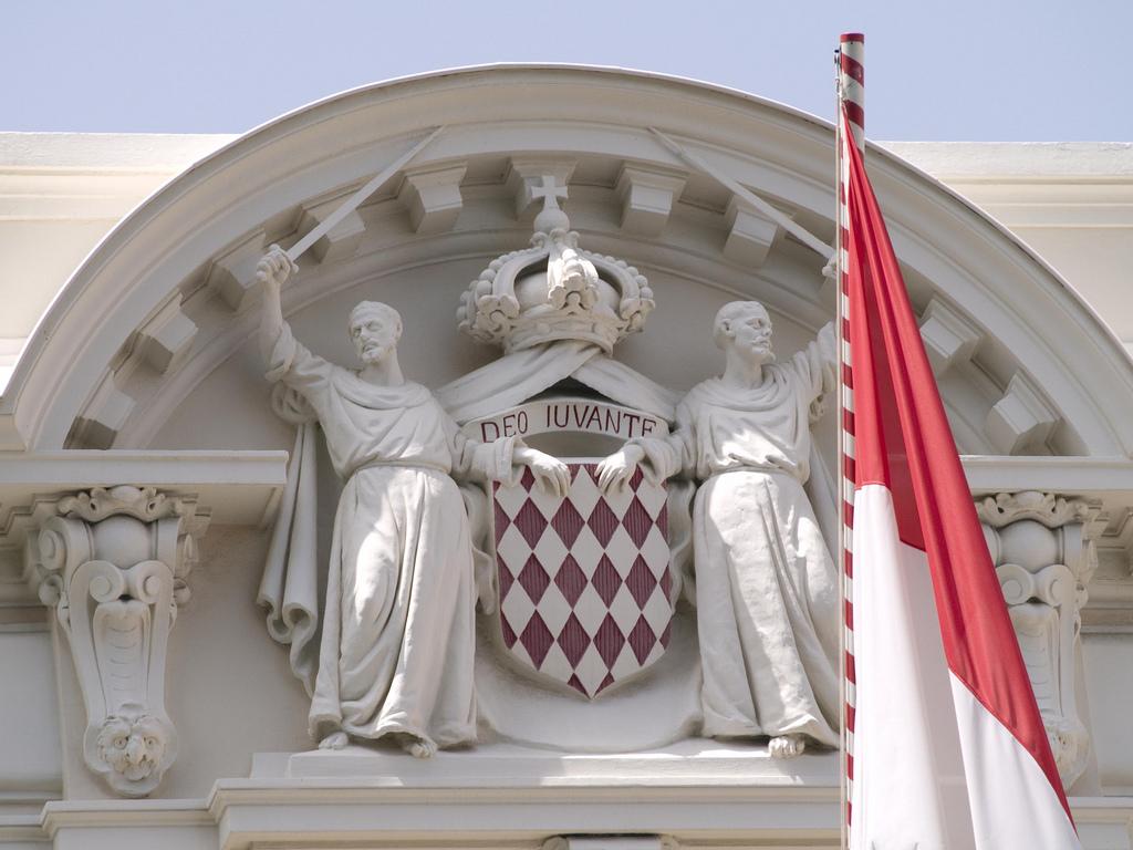 Государственное учреждение монако