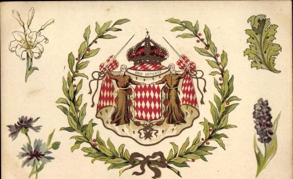 герб монако значение