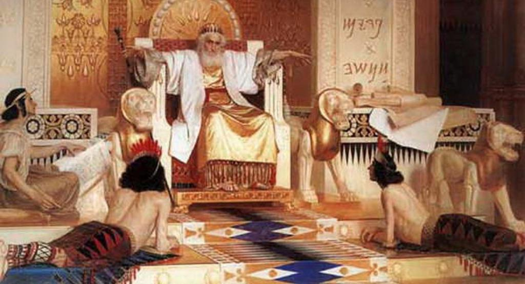 Соломон, царь Израиля