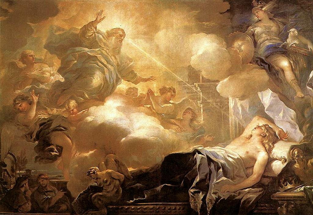 Сон царя Соломона