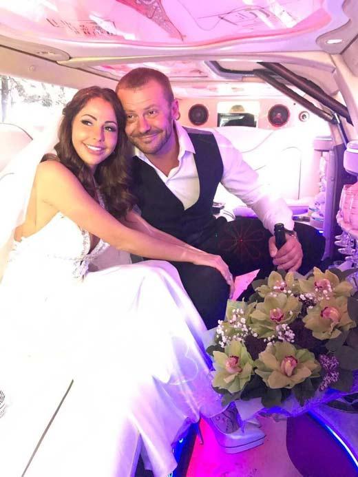 Свадьба Берковой и Стоянова