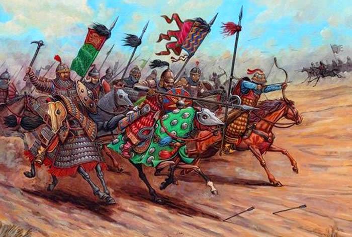Нападение татар