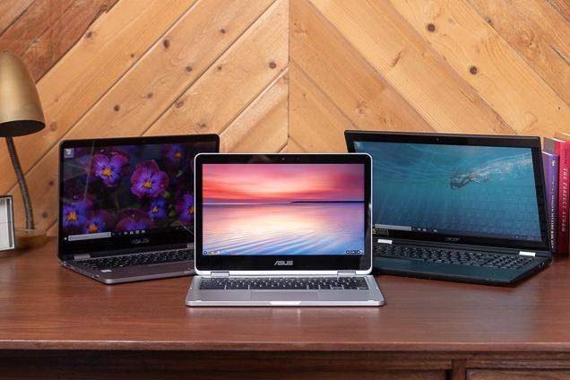 Ноутбуки разных фирм