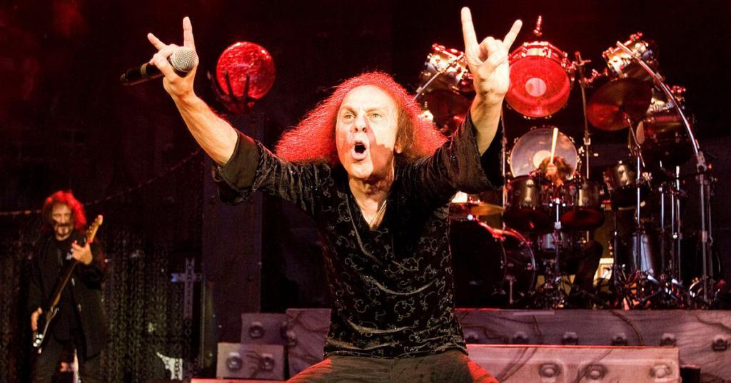 концерт Dio