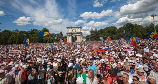 молдаванский марш