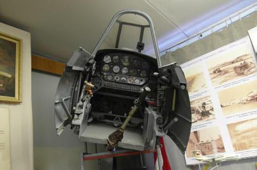 Экспозиция музея гражданской авиации