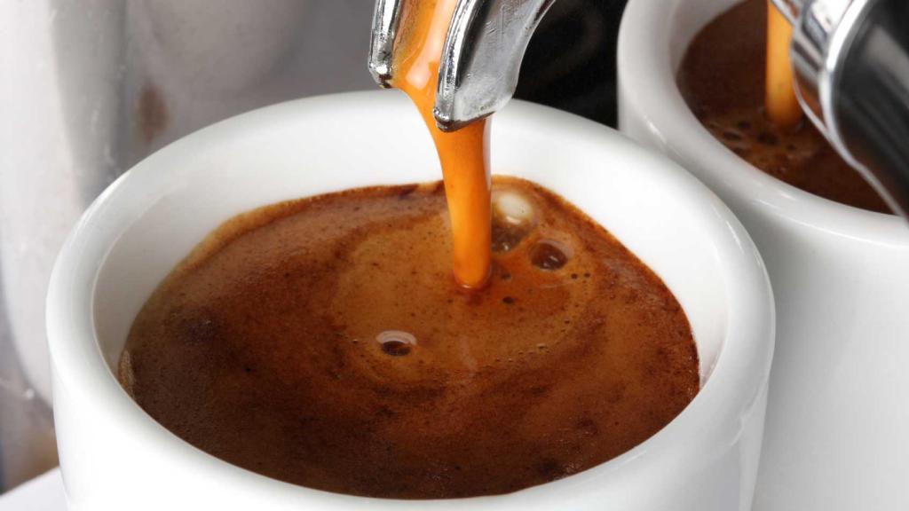 """Эспрессо из """"Живого кофе"""""""