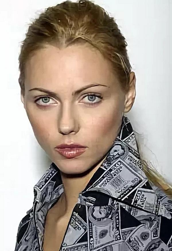 Екатерина Полянская, модель и модельер