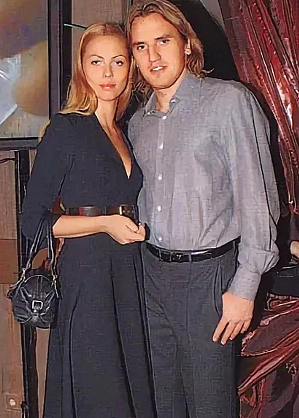 Будущие супруги, Екатерина Полянская и Дмитрий Булыкин