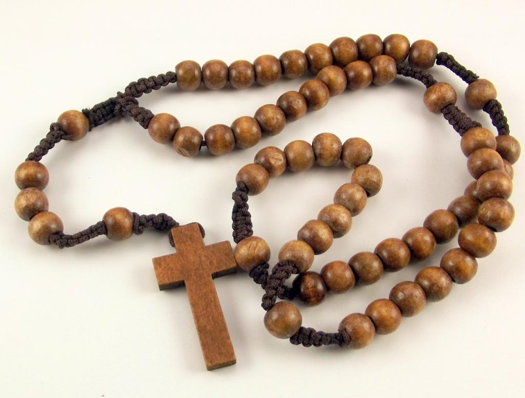Четки с крестом фото