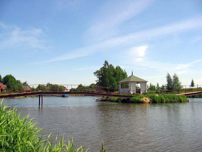 михайловская слобода платная рыбалка