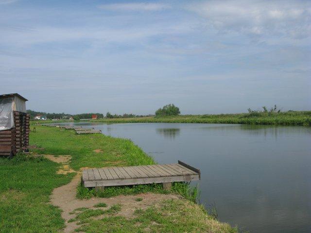 михайловская слобода платная рыбалка как проехать