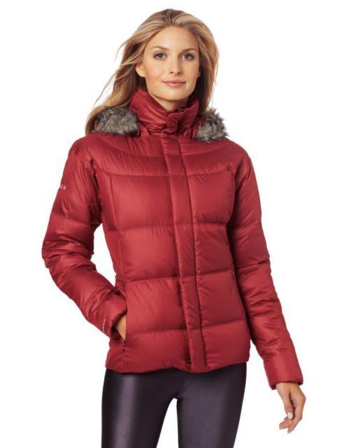 126 Куртки коламбия женские зимние