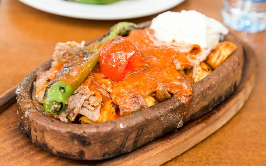 искандер кебаб рецепт с фото