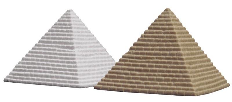 Схема пирамиды