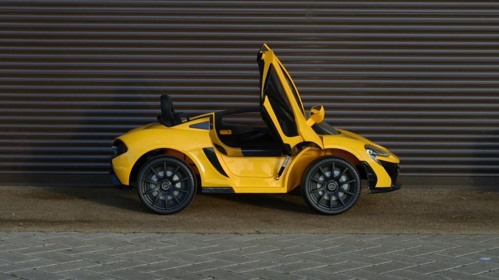 Детский электрический автомобиль