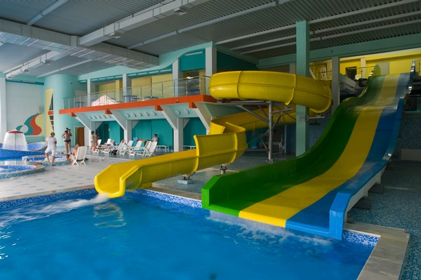 аквапарк базы отдыха