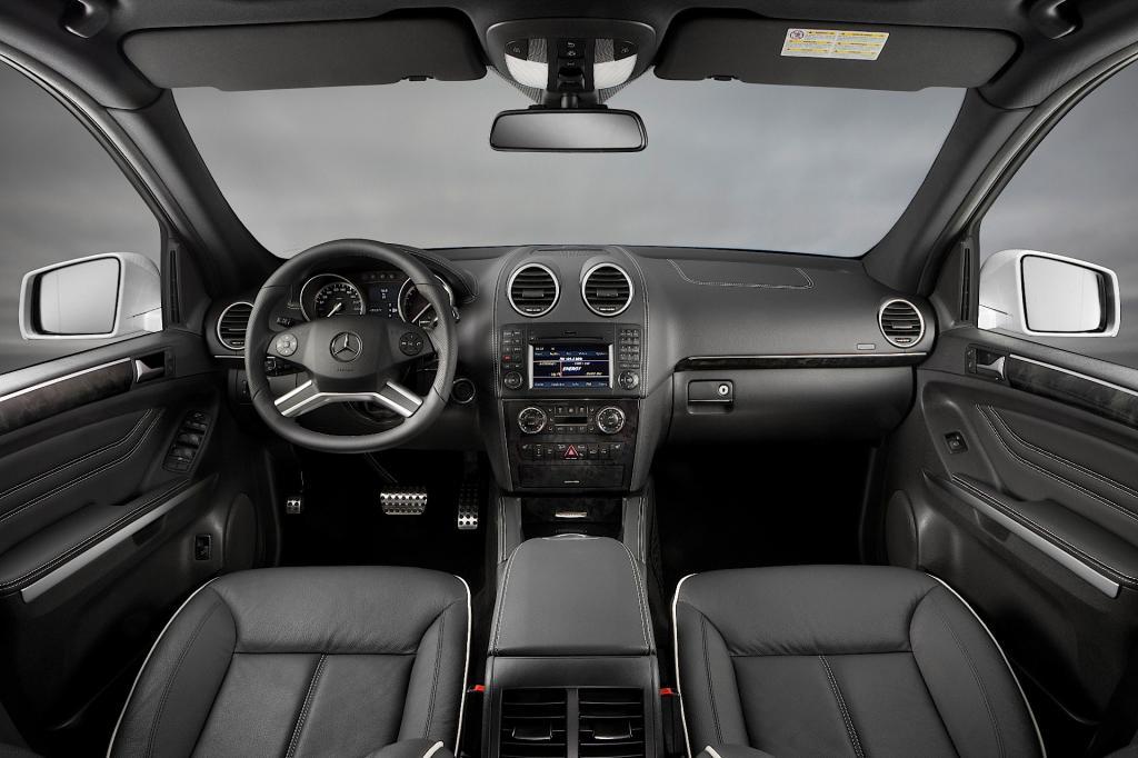 Mercedes W164: описание модели, отзывы владельцев, фото