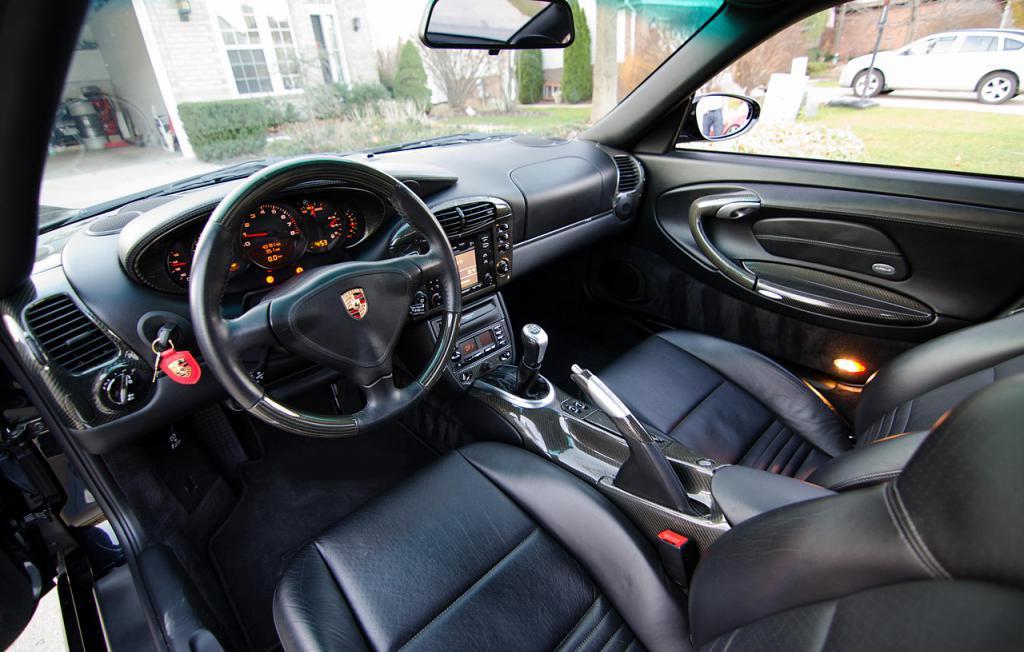 Porsche 996: описание, характеристики, отзывы