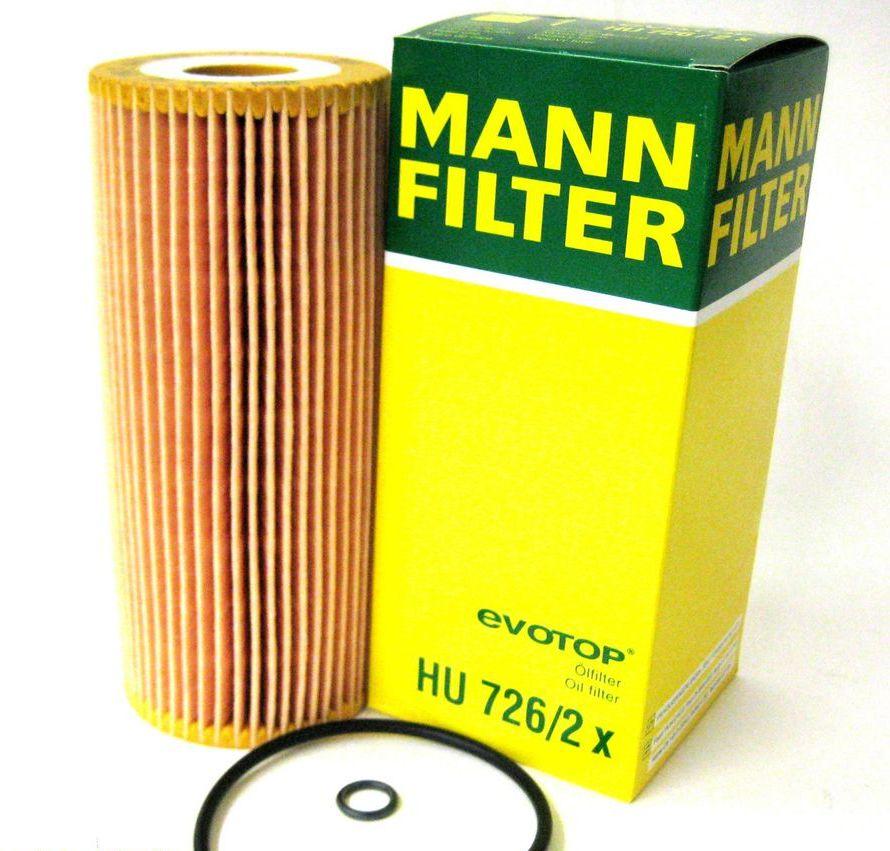 """Фильтр """"Манн"""" масляный: описание, характеристики и отзывы"""