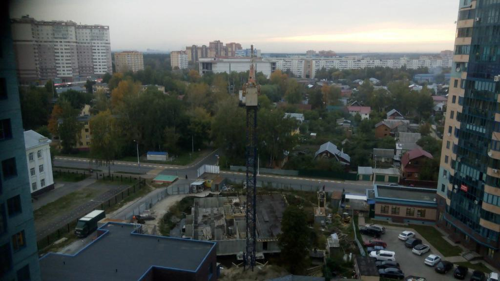 ЖК Борисоглебский в Раменском