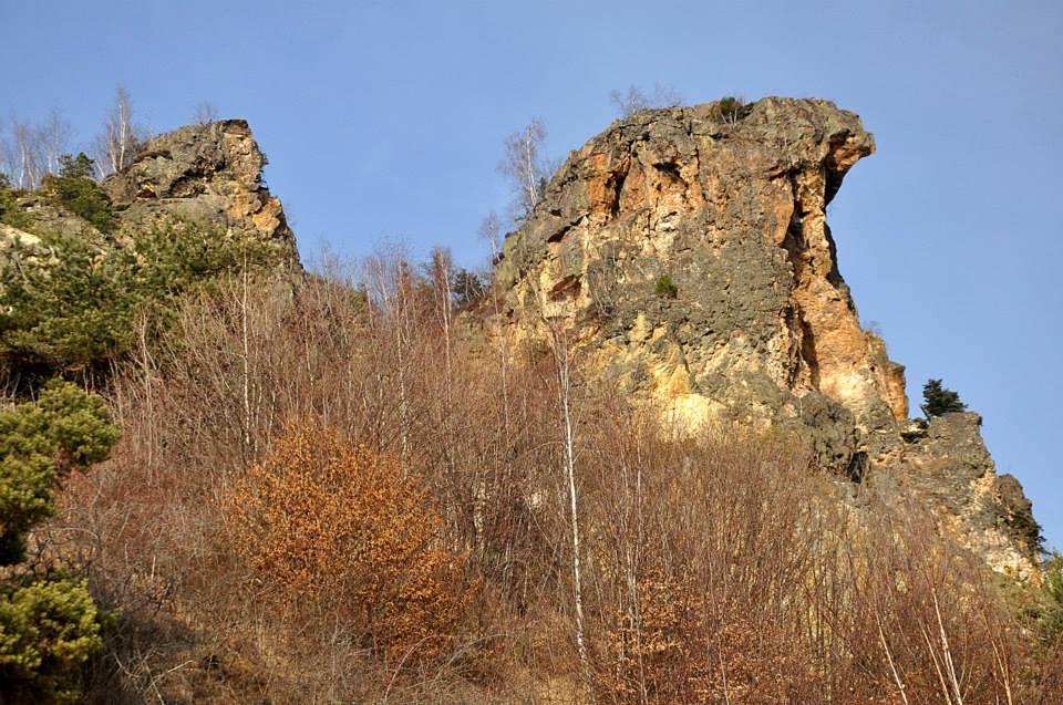 что такое скала