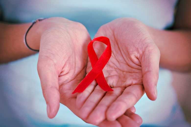 Символ ВИЧ-инфекции