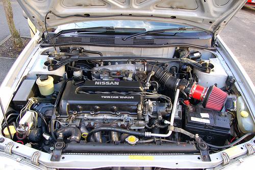 Двигатель SR20DE: параметры, особенности, тюнинг