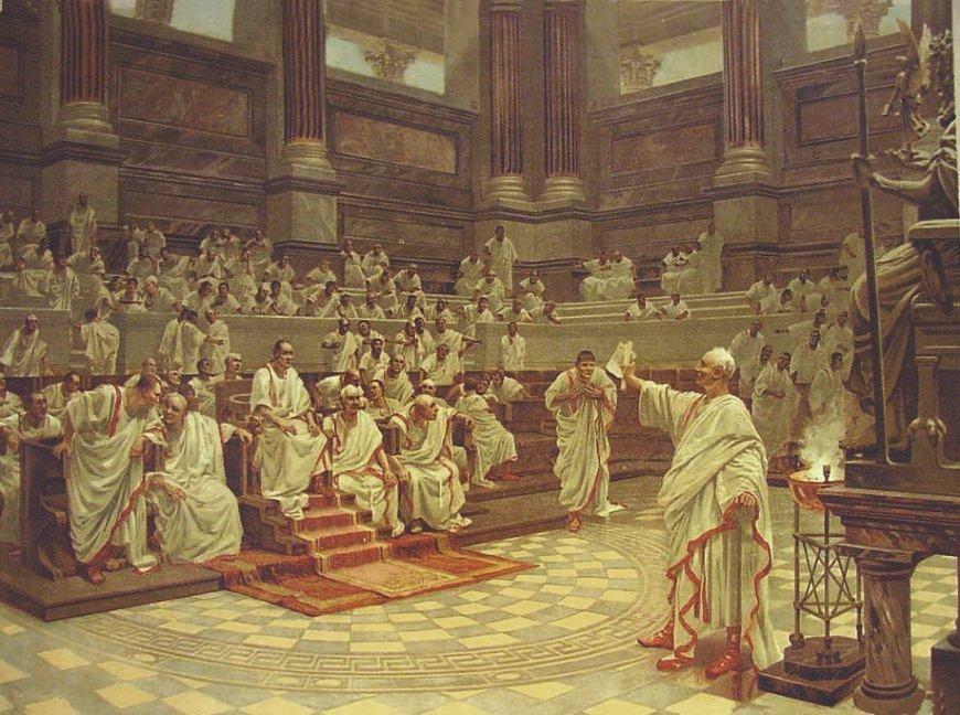 Римские ораторы