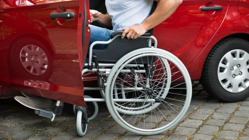 Высадка инвалидов