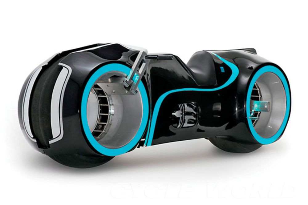 Концепты мотоциклов будущего: особенности, интересные факты