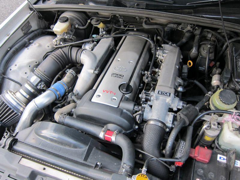 Toyota JZ: двигатель. Технические характеристики, обзор
