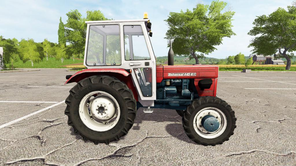 "Трактор ""Универсал"": технические характеристики и фото"