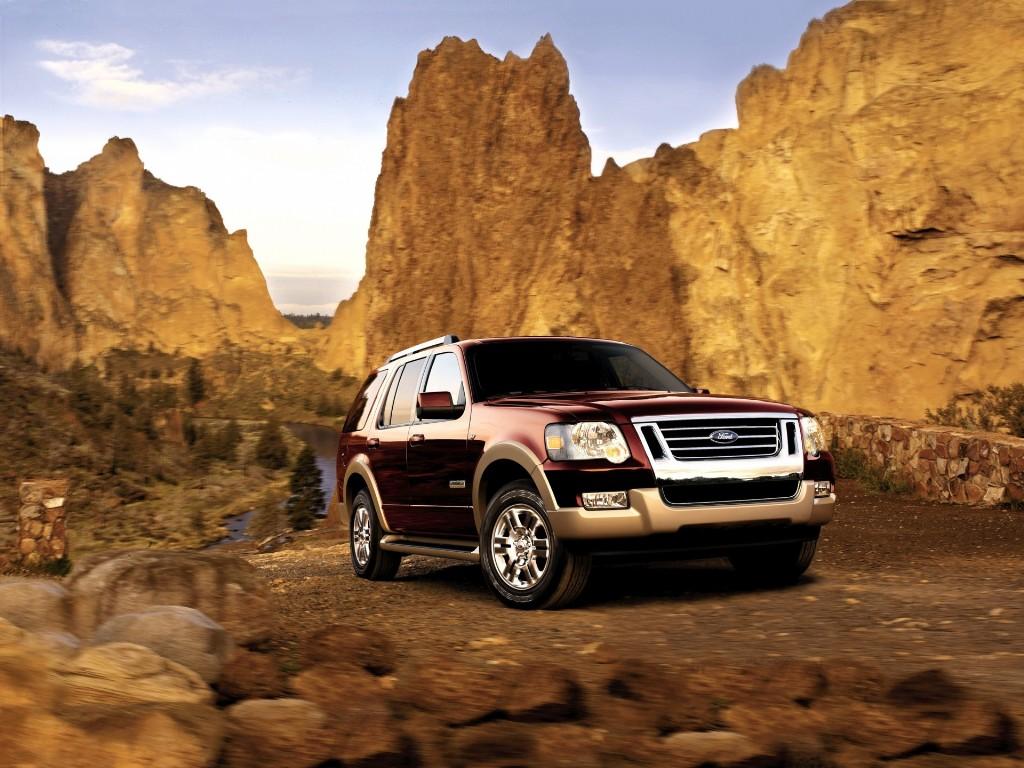 """""""Форд Эксплорер"""": обзор, технические характеристики и отзывы автовладельцев"""