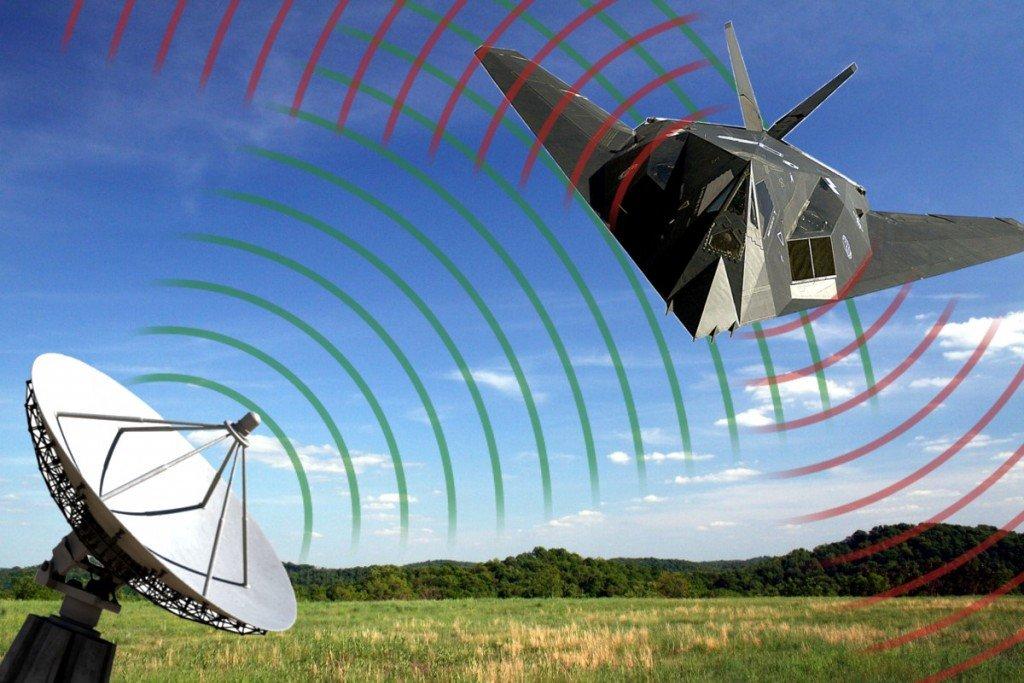 Применение радиопоглощающего материала