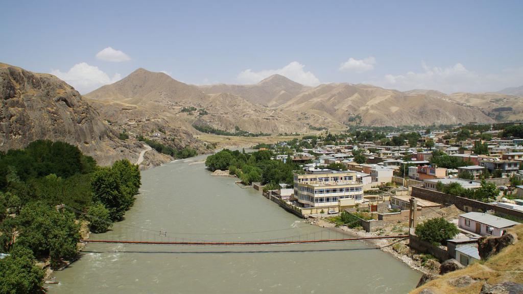 Виды Бадахшана.