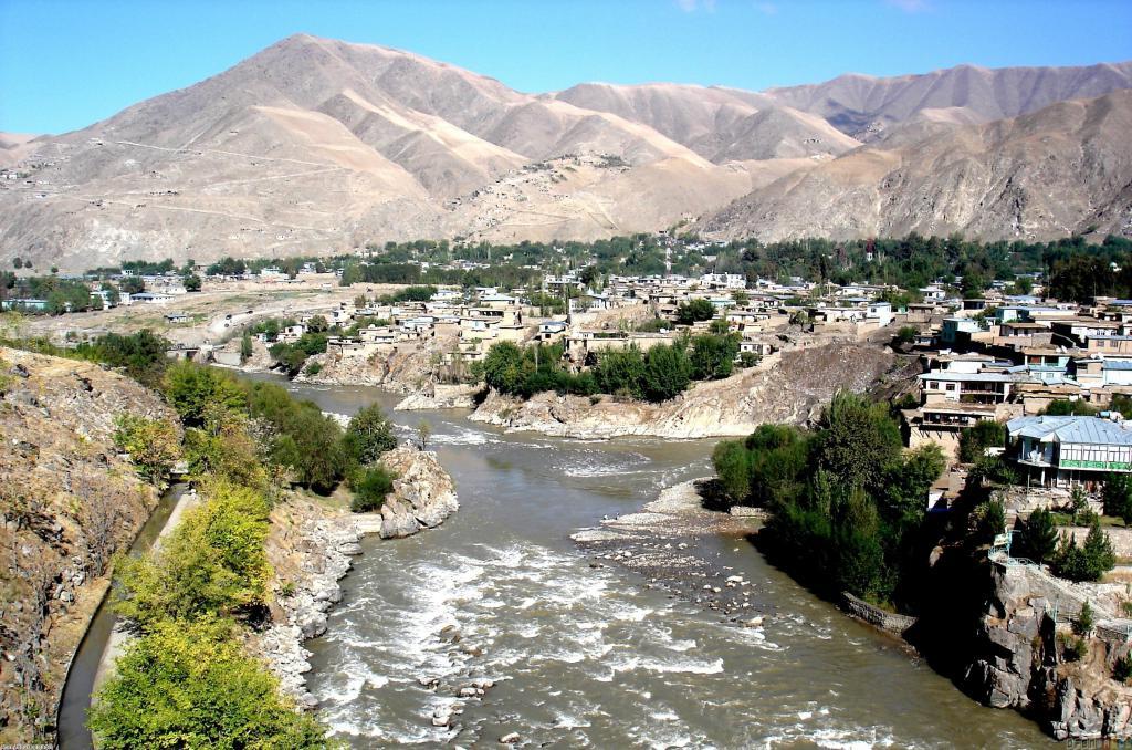 Руины Бадахшана.