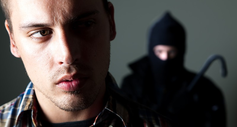 самооборона при нападении