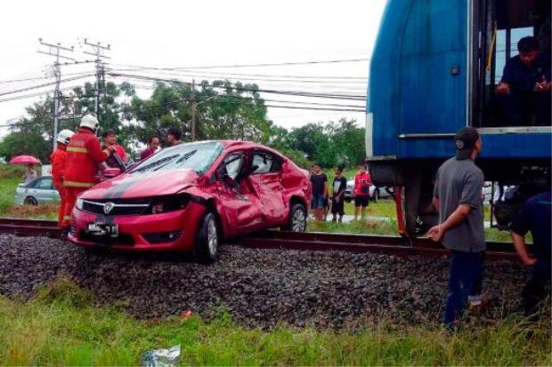 авария на путях