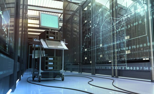 Внедрение сети хранения данных
