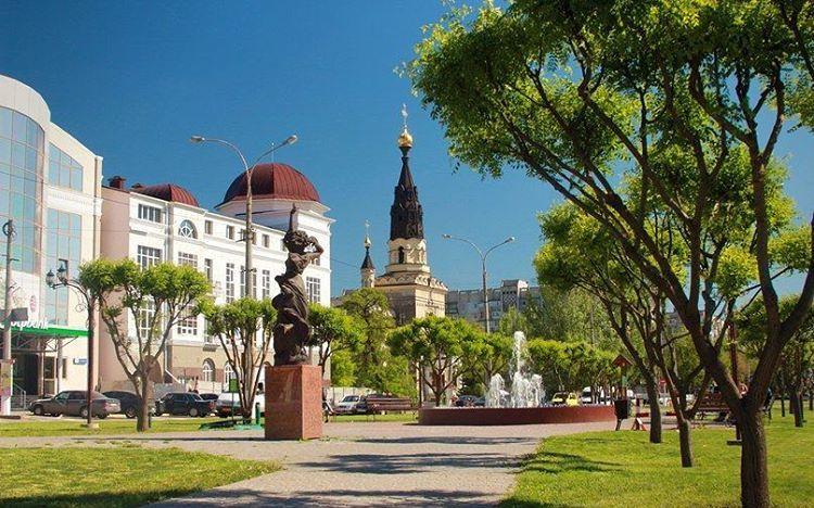 николаев город