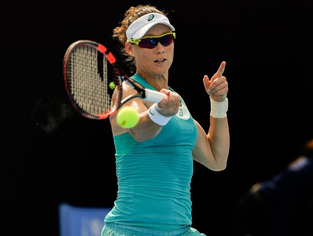 Австралийская теннисистка
