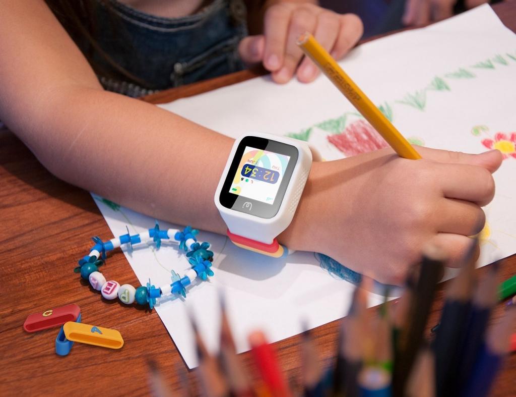 Смарт-часы для детей POMO Waffle GPS