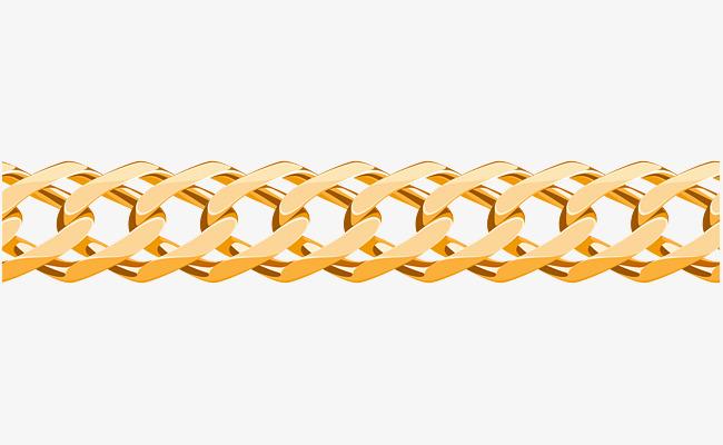 цепочки из золота