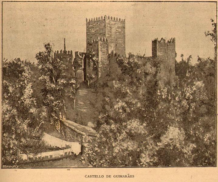 Крепость Гимарайнш