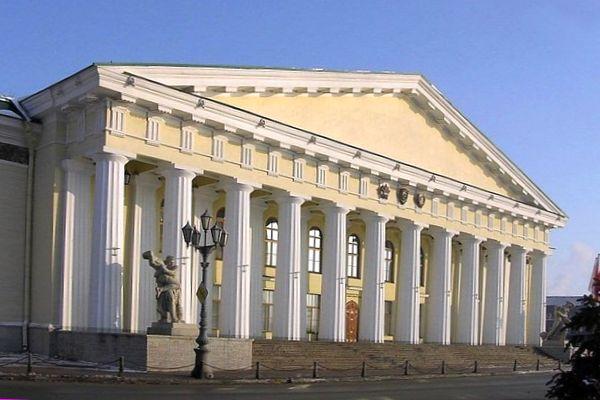 Горный музей в СПб