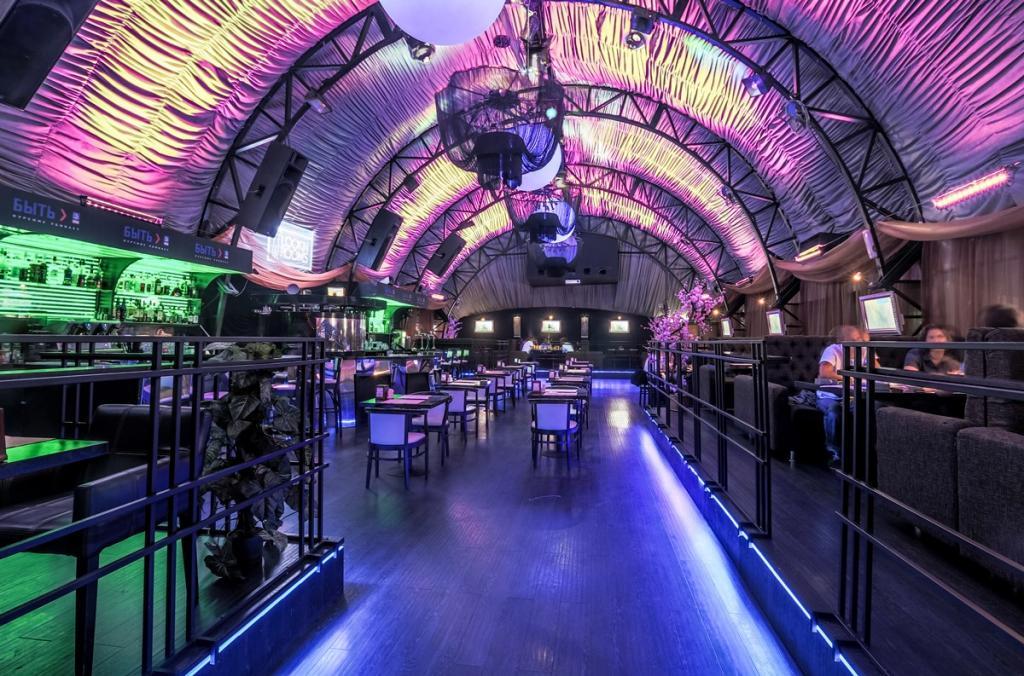 ночной клуб ресторан в москве