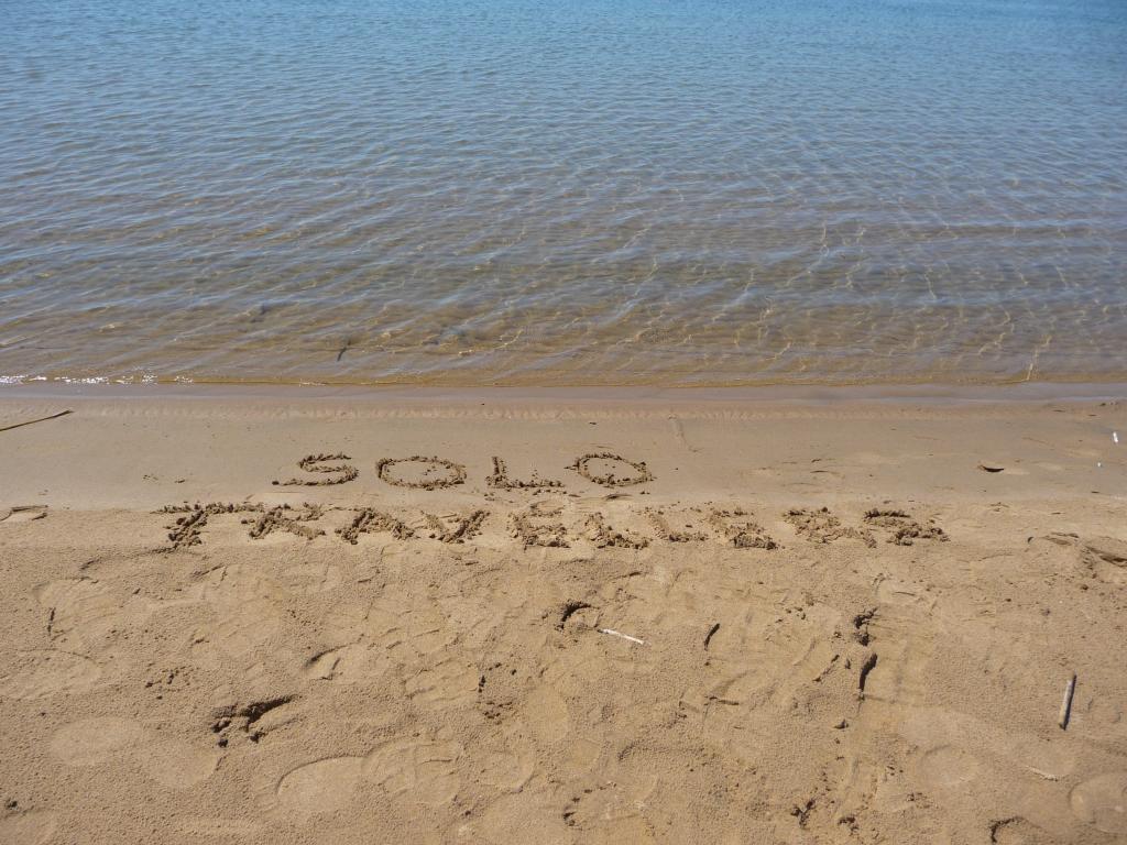 пляж Айдаркуля