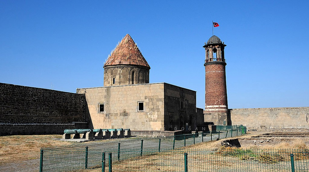 крепость Эрзурум