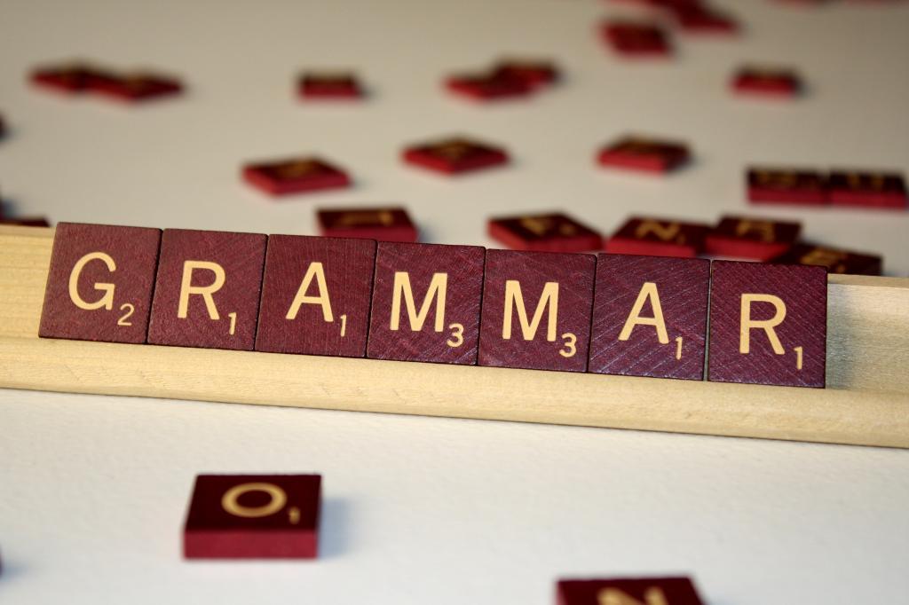 слово грамматика